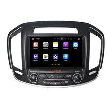 """Klyde 1 DIN 8 """"separada Android 7.1 Reproductores multimedia para coches para Buick Regal 2014-2016 coche Radios estéreo reproductor de DVD reproductores de audio para el coche CANbus"""