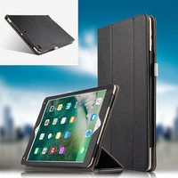 Luxury Genuine Leather Case Protective Cover Stand Book Cases Fundas For Apple New iPad 9.7 inch 2018 Release A1954 A1893 Tablet