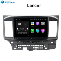 YESSUN Car Navigation GPS For Mitsubishi Lancer 2014~2017 Android HD Touch Screen Audio Video Stereo Multimedia Player No CD DVD