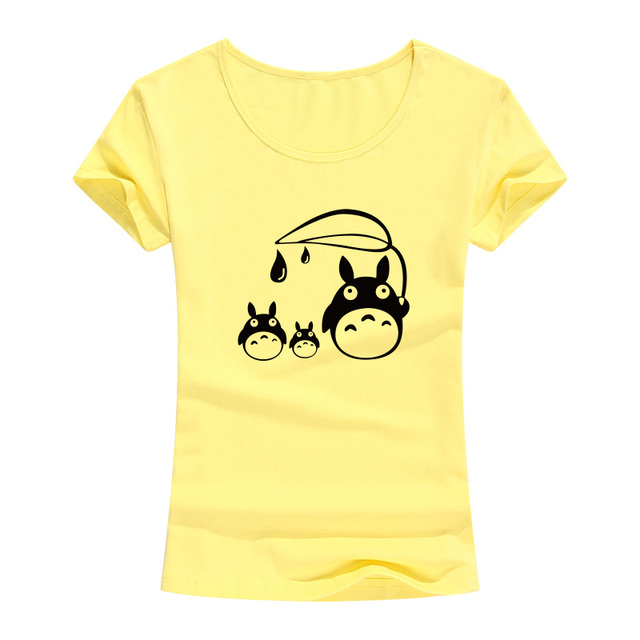 My Neighbor Totoro – Cute Totoro T Shirt – 20 Colors Available