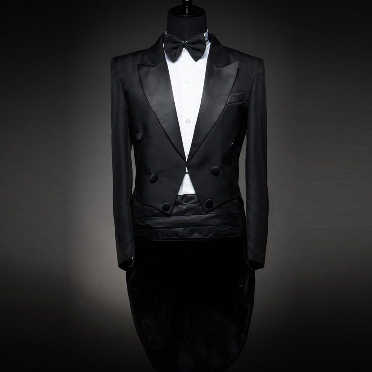 Outstanding Marriage Suit For Men White And Black Elaboration ...