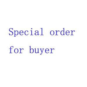 Commande spéciale pour l'acheteur