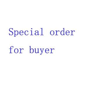 Orden especial para el comprador