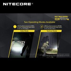 Image 4 - 1800 Lumens Nitecore EC30 CREE XHP35 HD LED Extreme Performance Ultra Compact Flashlight
