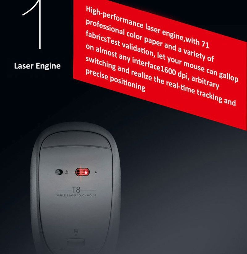 Rapoo touch mouse (2)