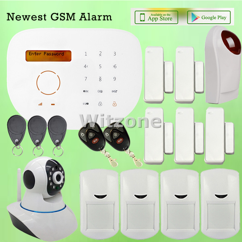 Two way intercom smart home gsm alarm system app control wired wireless GSM alarme system+surveillance wifi IP camera 720P physical science optical experiments triangular prism convex lens physics optical instruments durable quality