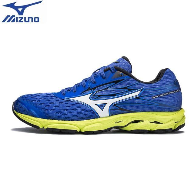 ad6d03929a 2018 MIZUNO WAVE CATALYST 2 Running Shoes for men cushionning Comfort  Sports Shoes jogging Breathable Sneakers