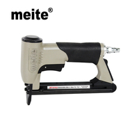 MEITE MT1016J crown 11.2mm 20 gauga framing gun nail gun pneumatic air stapler nailer gun for furniture Sep.3 Update tool