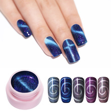 UR SUGAR 5ml Wide Cat Eye UV Gel Polish Holographic Glitter Magnetic Meteorite Varnish Shimmer Soak Off Nail Art Lacquer