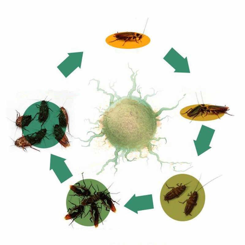 20 шт./пакет сильнодействующий эффективный уничтожение тараканов борьба с вредителями наживки убийца тараканов средство порошок