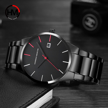 Watches Men Quartz Watch Men 2019 Top Luxury Brand relogio msculino Casual Steel Waterproof Clock Male Wristwatches Xfcs saati цена 2017