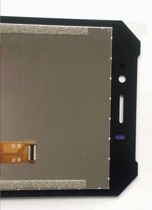 Image 3 - 5.5 بوصة ل ULEFONE درع X شاشة الكريستال السائل مجموعة المحولات الرقمية لشاشة تعمل بلمس 100% الأصلي جديد LCD + اللمس محول الأرقام