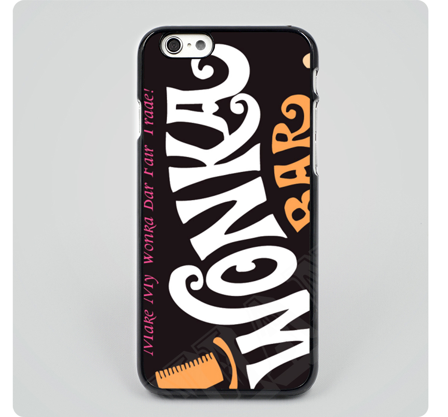 cover iphone 4s willy wonka