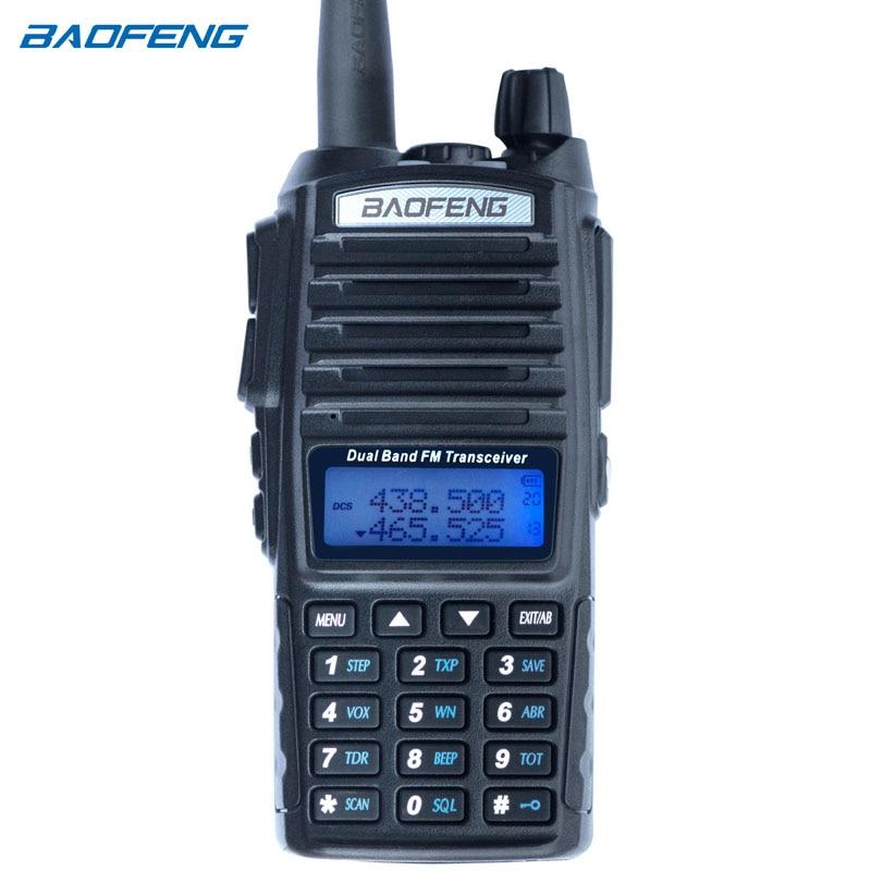 Baofeng UV 82 walkie talkie cb radio UV82 portable radio FM radio transceiver long range dual