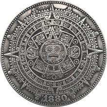 Хобо никель 1880-O сша Морган доллар Монета КОПИЯ Тип 139