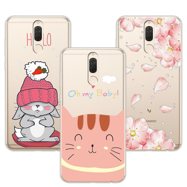 coque huawei mate 10 lite animaux