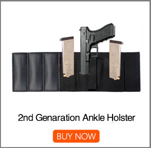 2nd Genaration Ankle Holster