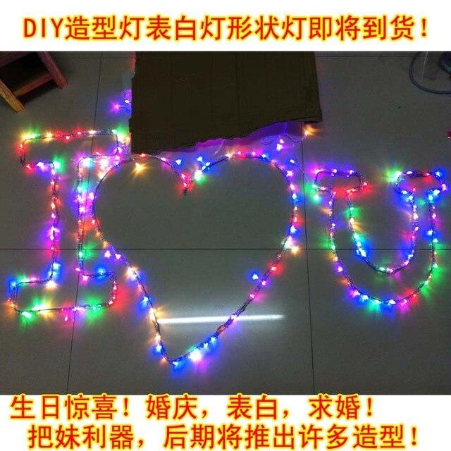 Hot sale Free shipping! Candle lantern love lamp birthday gift lamp romantic wedding lights day gift