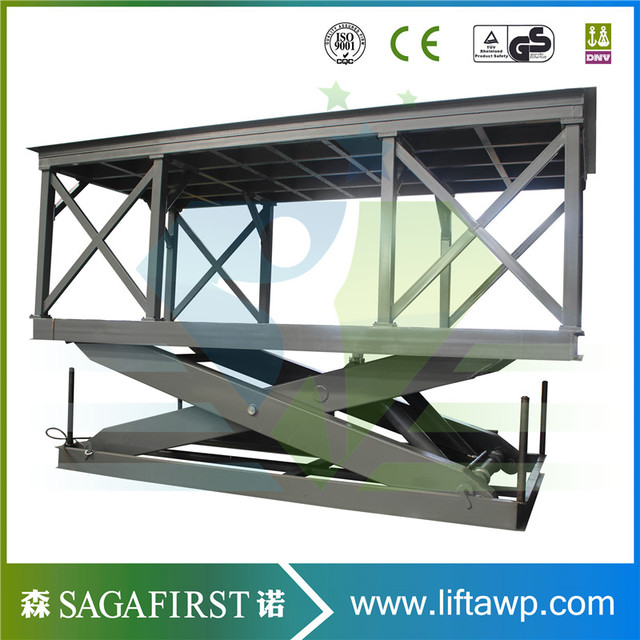 Garage Pit Basement Parking Lift In Car Jacks From Automobiles