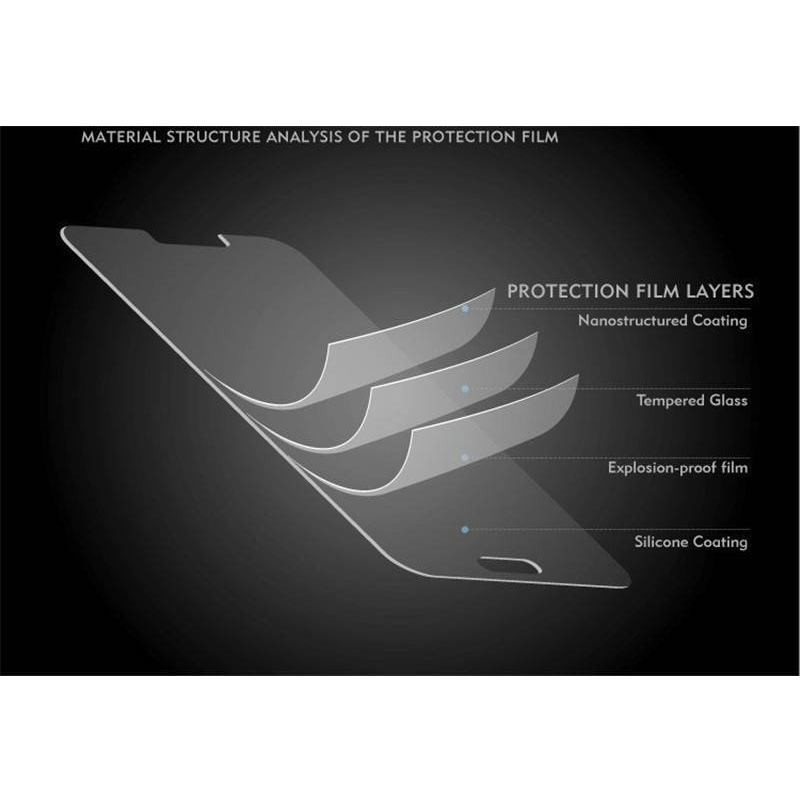VIVO Y91C Glass Screen Protector Full Cover Tempered Glass For VIVO Y91C Y 91C VIVOY91C Protective Glass Film