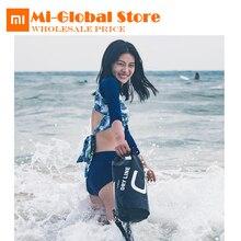 Новинка xiaomi наружное водонепроницаемое портативное ведро сумка 10л емкость складной регулируемый прочный для игры с водой