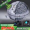 NUEVA LEPIN 05026 Star Wars UCS Death Star II de segunda generación 3449 unids Juguetes de Bloques de Construcción Ladrillos Compatible 10143