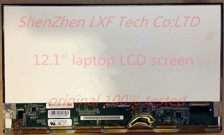 LAPTOP LCD SCREEN FOR CHUNGHWA CLAA121UA02CW 12.1 WXGA++ Moniter Display Replacement Matrix