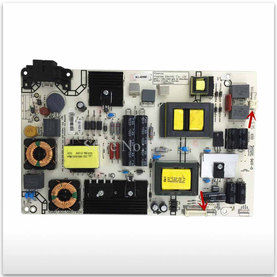 все цены на 95% NEW Power Supply board LED55K370 RSAG7.820.5687/ROH HLL-4856WA second-hand онлайн