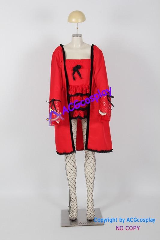 Kuroshitsuji Black Butler Grell Sutcliffe Cosplay Costume ACGcosplay