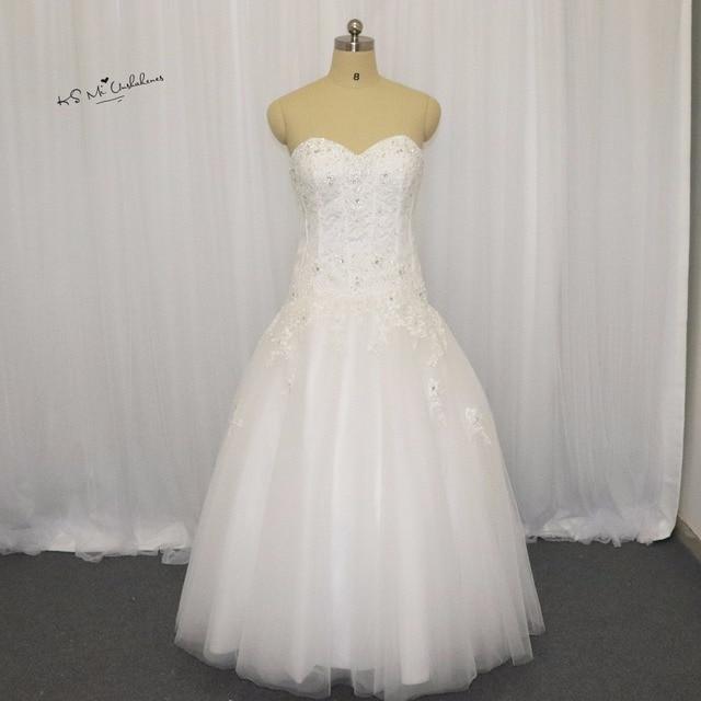 Vestidos de Noiva Plus Size Brillant Vintage Wedding Dress 2017 ...