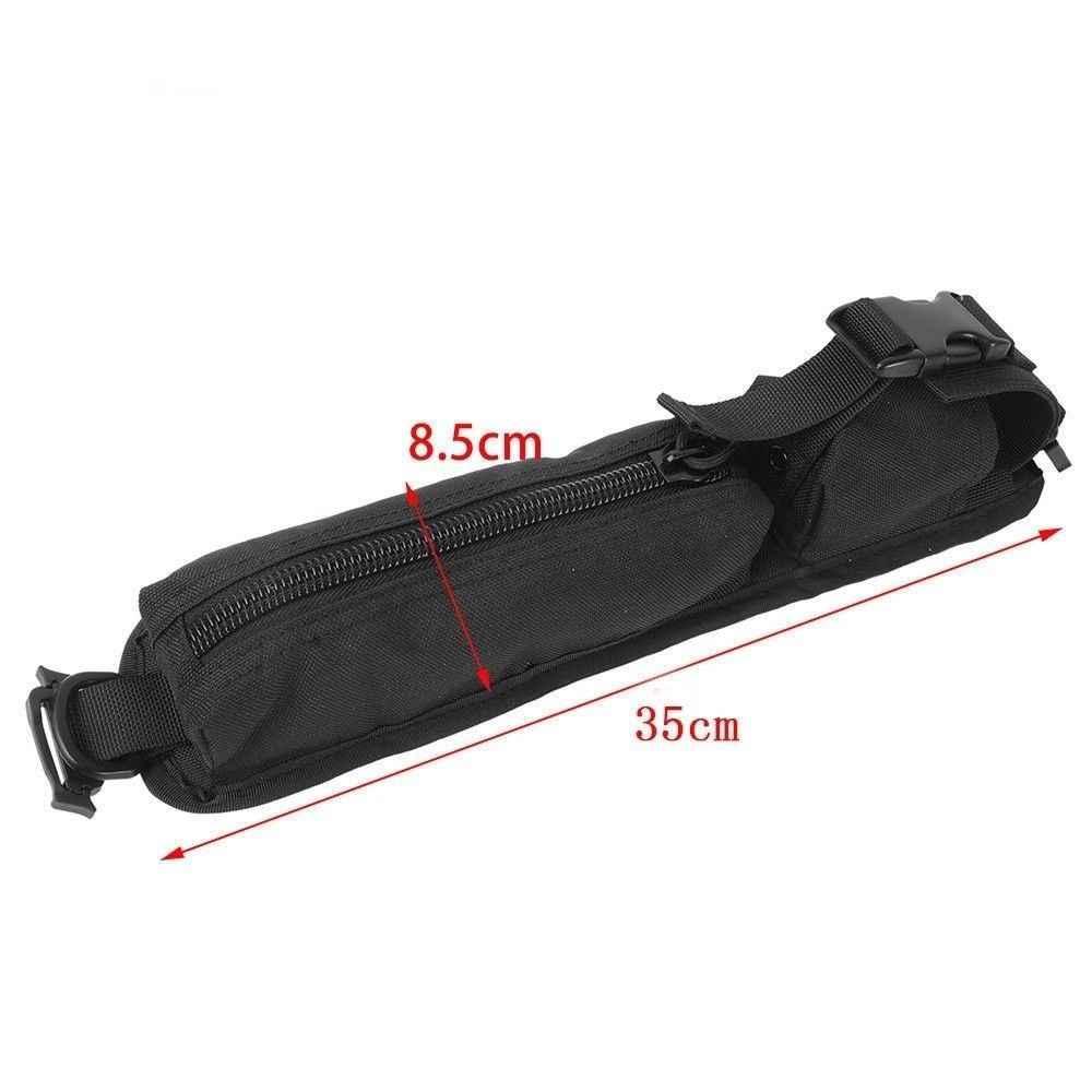 Новые тактические рюкзак-переноска на лямках сумка Аксессуары для скалолазания инструмент пакет пеший Туризм Велоспорт Поясная черный хаки прикреп