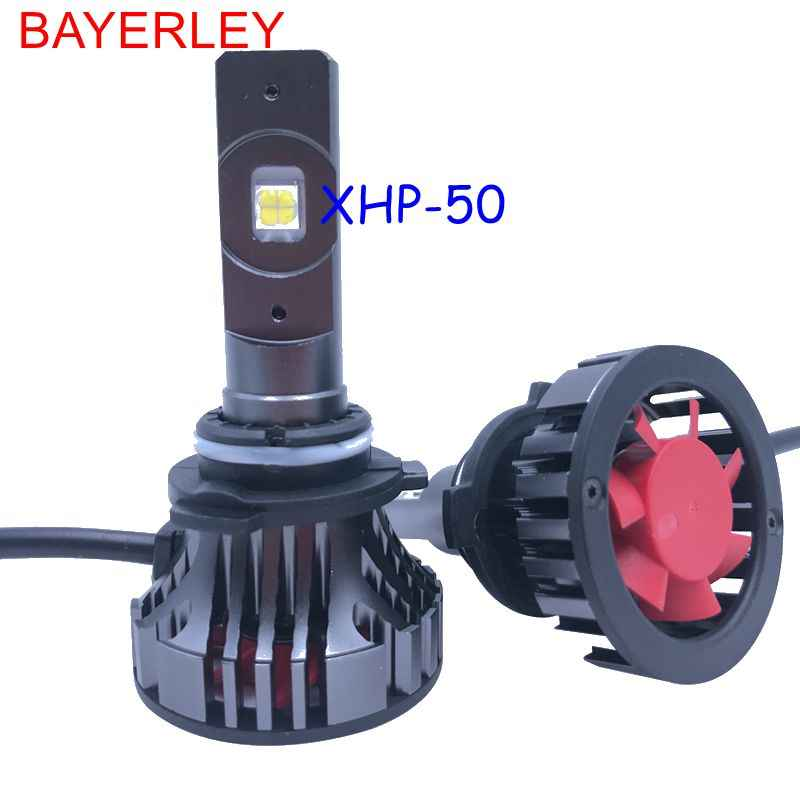 Car headlight Mini H7 LED Bulbs H4 LED H8 H11 XHP70 50 Chip Headlamps Kit 9005 HB3 9006 HB4 Fog light 12V LED Lamp 60W 20000LM