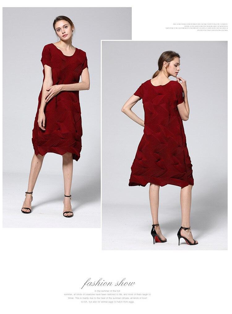 S 4XL High Quality 2019 Summer Runway Fashion New Bright Color Printing Slim Thin Long Dress Temperament Leisure Women Dresses - 5