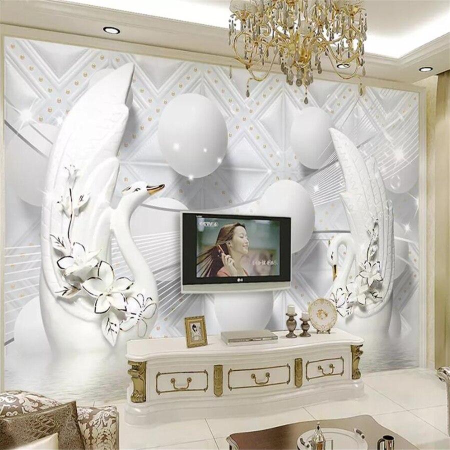Beibehang Custom Wallpaper 3d Photo Mural Luxury European