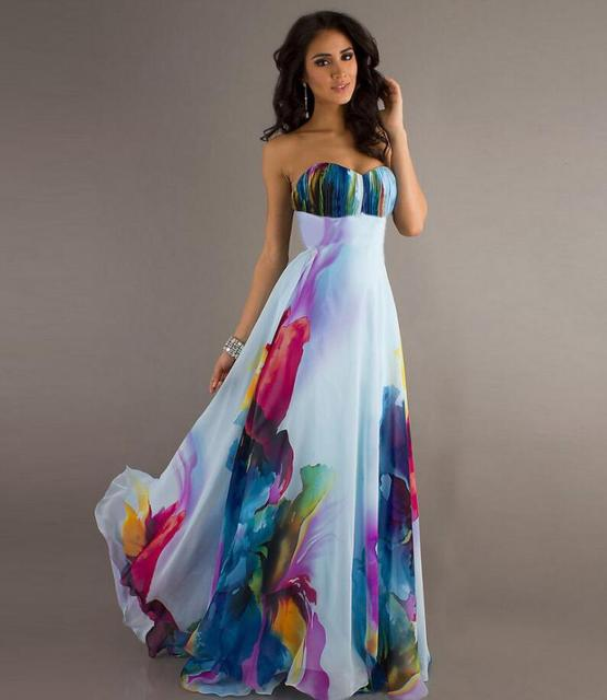 2018 Hot Sale New For Women Boho Beach Dresses Vogue Sexy Women Vintage  Sleeveless Floral Long Maxi Dresses Party Dress 31cfb6f395b2