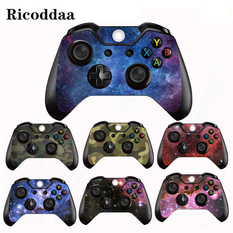 Decal Sticker Voor Microsoft Xbox One/Slim Controller Beschermende Cover Sticker Voor Xbox One Gamepad Skin Decal Game Accessoire