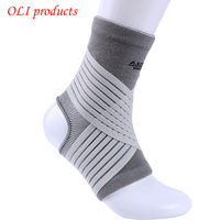 Спортивный инвентарь  нейлоновые  спандексные  эластичные  поддерживающие голеностопные подушечки  защита для щиколотки  бесплатная доста...