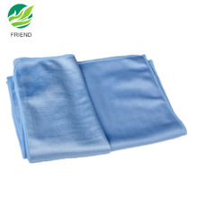 Home Garden - Household Cleaning Tools  - 2PCS 30x40cm Car Microfiber Glass Cleaning Towels Stainless Steel Polishing Shine Cloth Window Windshield Cloth  Free Shipping