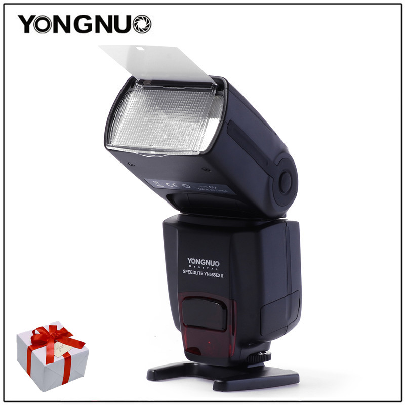 Yongnuo Wireless TTL Flash Speedlight YN-565EX II per Canon 6D 60d 650d YN565EX Per Nikon D7100 D3300 D7200 D5200 D7000 D750 D90