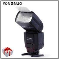 Yongnuo YN-565EX II YN565EX ETTL E-TTL Flash Speedlight para Canon 6D 60d D90 650d D7100 Nikon D3300 D5200 D7000 D7200 D750