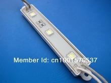 IP67 na liście UL 3528 SMD moduł LED bardzo jasne obudowa z PVC 5 lat gwarancji na znak led oświetlenie niebieski kolor tanie tanio Reklama świetlna Bing Vision Outdoor advertising decoration lighting led module BV-PVU80-PG-0 5B3 0 24w 30lm led sign channel letter led lighting