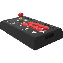 Wired Controller Gamepad Fighting Stick arcade Joystick X-input for Nintend Switch New fighting rocking game console hot sale(China)