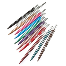 12 Colors Lapis De Olho Eyeliner Pencil Eye Shadow Pen Eye Liner Sticks Eyebrow Pencil Cosmetic Makeup Eyeshadow Set Maquiagem