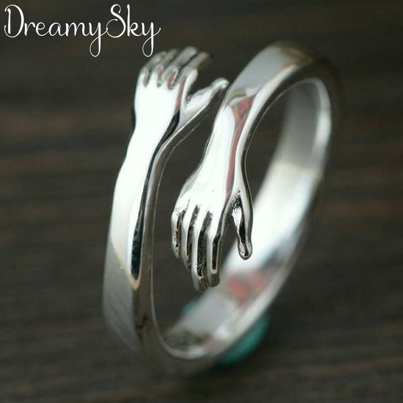 Statement Ring 925 Sterling Silver Boho Handmade Jewelry for Women Gift Avg 4.25 g