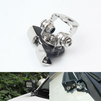 Brackets For JEEP Car Auto Vehicle Police Excavator Truck Sedan Saloon ATV UTV SUV Hood Engine