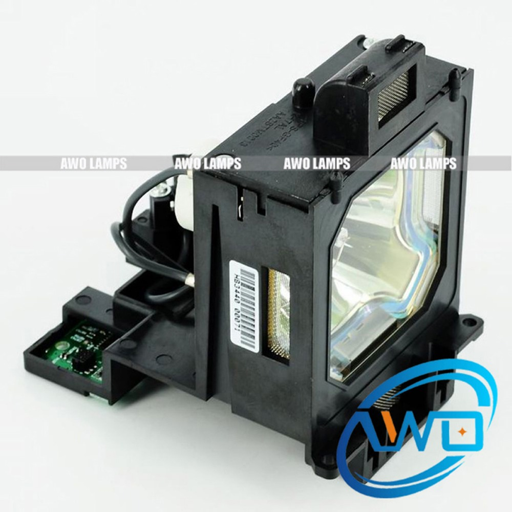 AWO Quality Compatible Module POA-LMP125 Projector Lamp fitting for SANYO LP-XTC50(W)/PLC-WTC500L/XTC50 (W)/XTC50L/EIKI LC-WGC50 compatible projector lamp bulbs poa lmp136 for sanyo plc xm150 plc wm5500 plc zm5000l plc xm150l