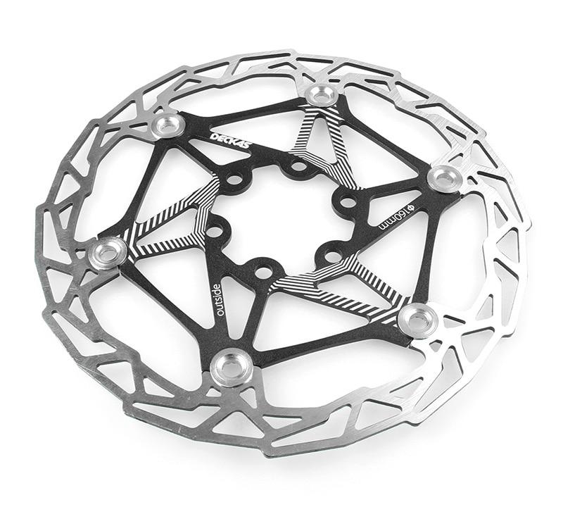 DECKAS MTB disc <font><b>brake</b></font> rotor disc 160 diameter Bicycle <font><b>brake</b></font> rotors