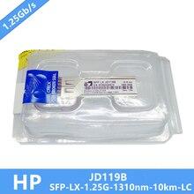 100% Nova JD119B Gigabit SFP Módulo Transceptor DDM 1000Base LX, SMF, 1310nm 10 km Precisa de mais fotos, entre em contato comigo