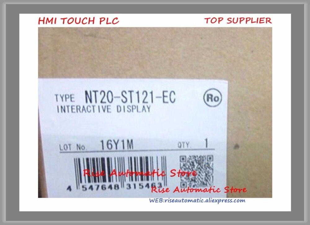 Interaktif ekran Programlanabilir Terminalleri Ile NT20-ST121-EC YENIInteraktif ekran Programlanabilir Terminalleri Ile NT20-ST121-EC YENI