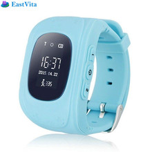 EastVita 1 Smart Watch for children Anti-lost Child GPS Positioning Tracker Multifunction  baby Wrist watches for Android IOS